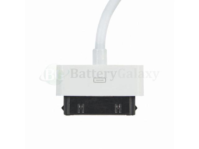 25 USB Charger Cable for Apple iPod Nano 1 2 3 4 5 6 7 1G 2G 3G 4G 5G 6G 7G GEN