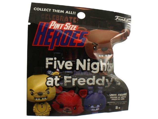 Funko Pint Size Heroes Vinyl Figure -Five Nights at Freddy's Series 1 BLIND  PACK - Newegg com