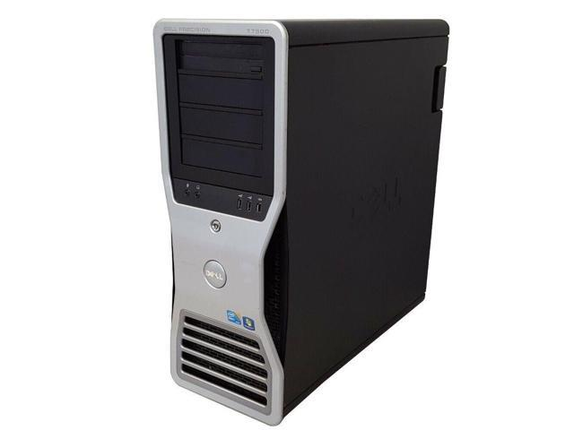 Refurbished: Dell T7500 Overwatch PC Xeon 6-Core 3 06GHz X5675 48GB RAM -  Newegg com