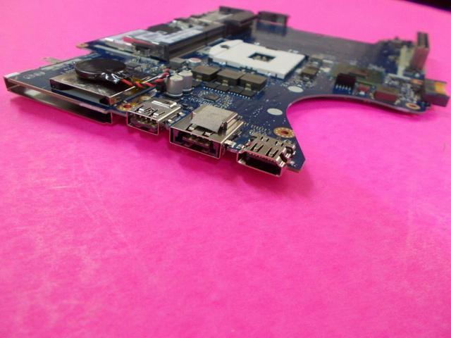GENUINE Dell Latitude E5430 Laptop Motherboard VPro TPM QXW00 LA-7903P YNDD3