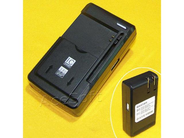 Universal Wall Battery Charger for Boost Mobile/Sprint Coolpad illumina  3310A - Newegg com