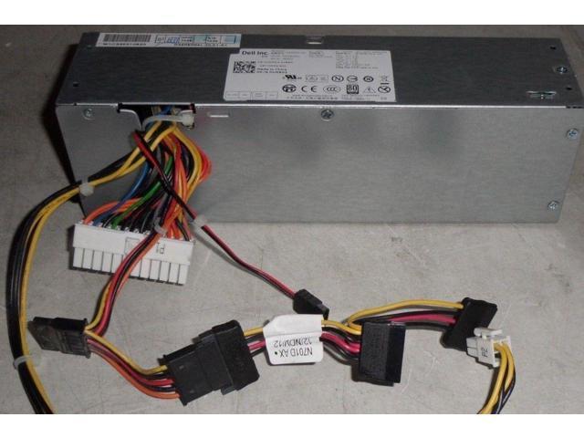 Refurbished: DELL OPTIPLEX 790 990 3010 7010 9010 SFF 240W POWER SUPPLY  H240ES-01 VMRD2 - Newegg com