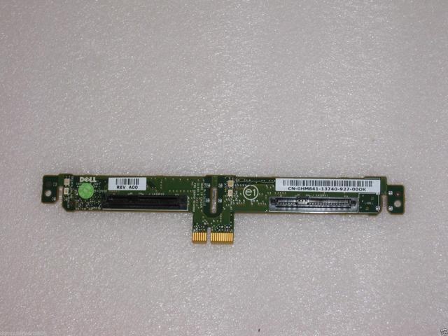 NEW DELL POWEREDGE M600 M605 ORIGINAL 2X SATA BACKPLANE BOARD HM841 CN-0HM841