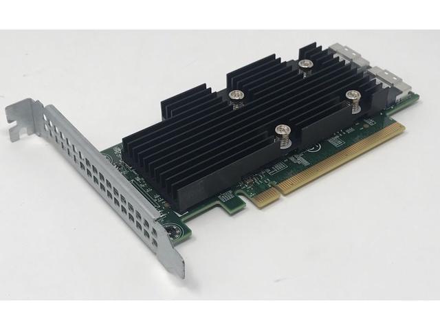Refurbished: DELL POWEREDGE R640 R740 R940 R740xd SERVER SSD NVMe PCIe  EXTENDER CARD 1YGFW - Newegg com