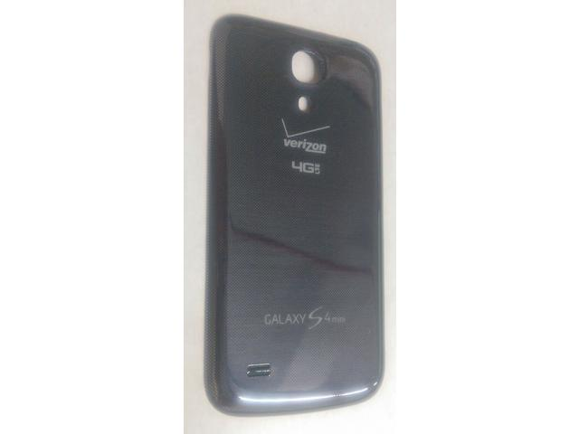 Refurbished: OEM Samsung Galaxy S4 mini i9195 i435 Standard Battery Door  Back Cover - Verizon - Newegg com