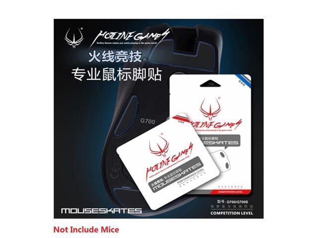 Hotline Games - Logitech G700 / G700s Gaming Mouse Feet Replacement Teflon  Skate - Newegg com