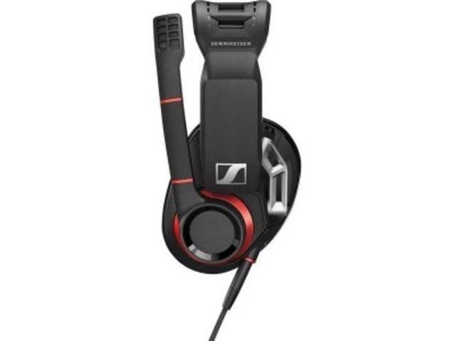 Refurbished: Sennheiser GSP 500 Open Acoustic Gaming Headset - Black -  Newegg com