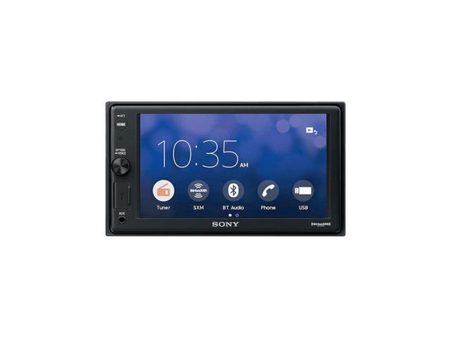 Sony Xav Ax1000 Apple Carplay Bluetooth 6 2 In Dash Digital Car