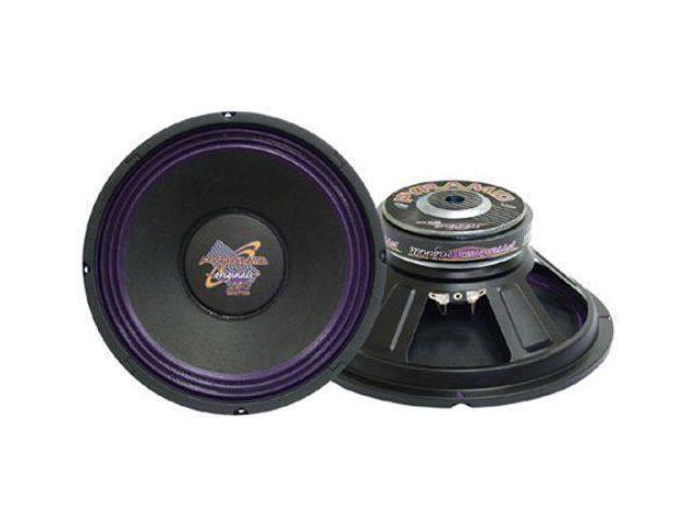 "NEW 2 10/"" Subwoofer Bass Replacement.Speakers.4 ohm.Car Home Audio.Pair.10inch"