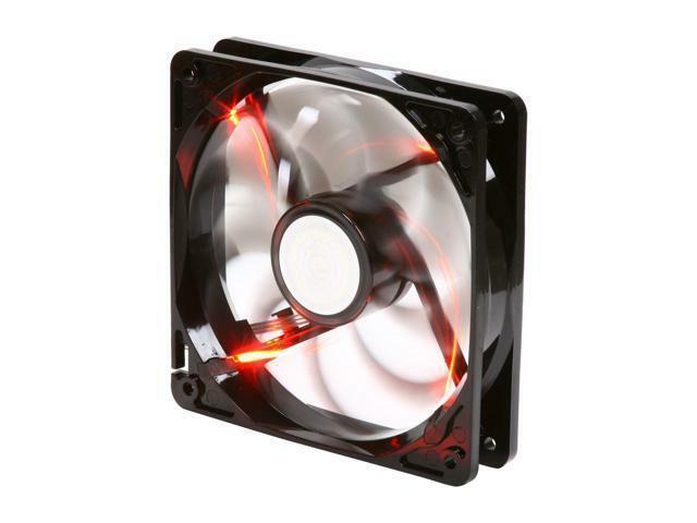 Cooler Master SickleFlow 120 Sleeve Bearing 120mm Red LED Silent Fan for Compu