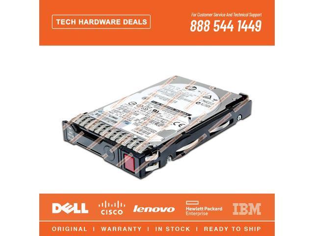 Certified Refurbished HP 638521-001 2TB 7.2K 6G Lff SAS SC 3.5 Hard Drive