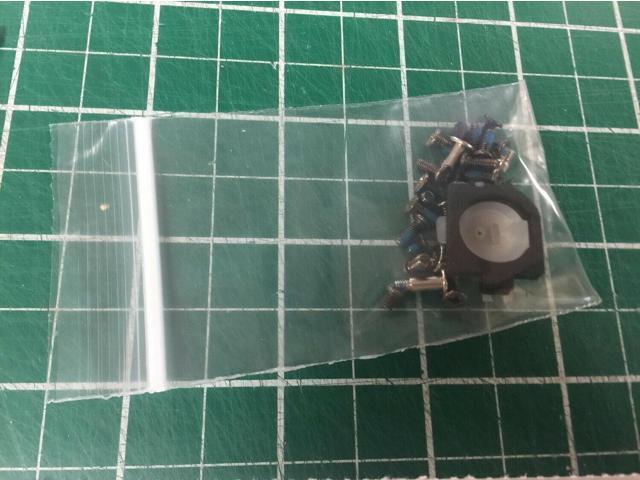 "Genuine Toshiba Satellite P855 15.6/"" Laptop Screw Set Screws"