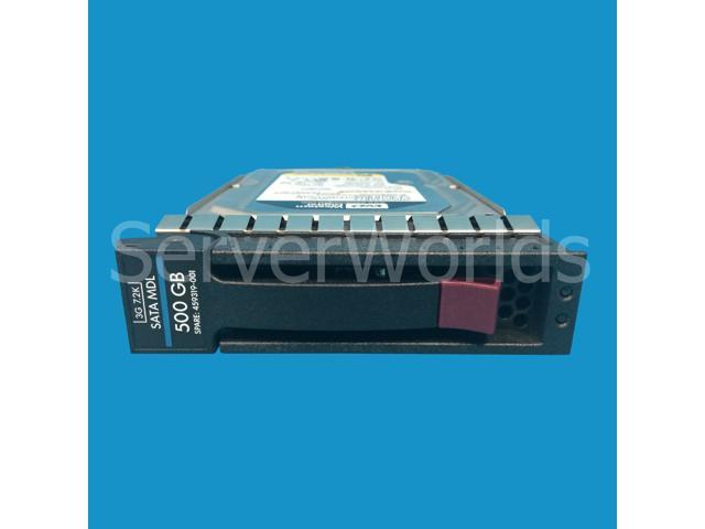 "GB0500C8046 454141-002 416496-003  HP 500GB 3G SATA 7.2K 3.5/"" HARDDRIVE"