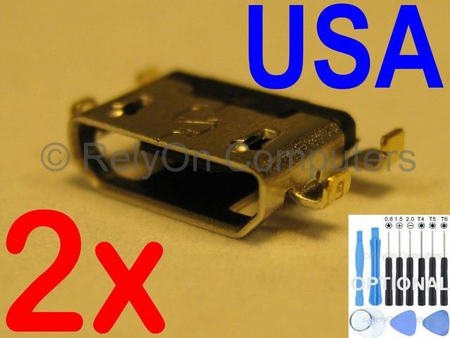 2x Micro USB Charging Sync Port For METROPCS ALCATEL One Touch FIERCE XL  5054N - Newegg com