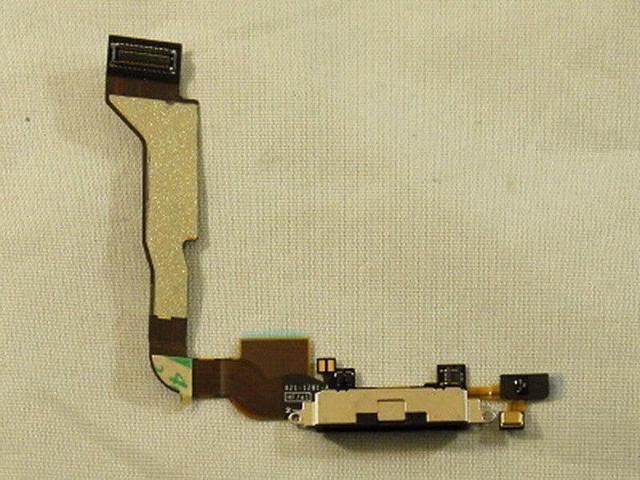 NEW Dock Connector 821-1281-A Replacement Part for iPhone 4  A1349 MC676LL//A*