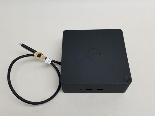 Refurbished: Dell K16A Laptop Thunderbolt Dock Docking Station - 0J5C6 -  Newegg com