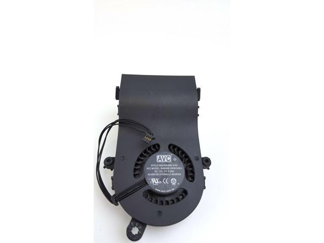 "Apple iMAC 27/"" A1312 Hard Drive Cooling Fan BAKA0615R2HV003 069-3744"