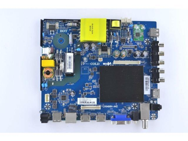 Refurbished: ELEMENT E18058-SY CV6486H-A42 Main Board / Power Supply  E2SW5018 - Newegg com