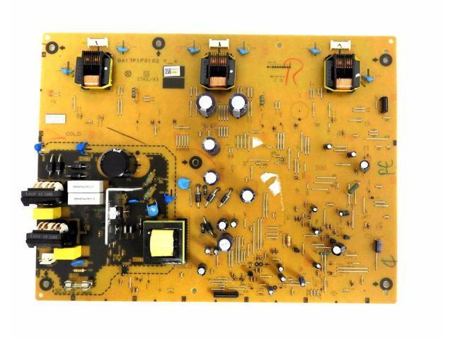 Refurbished: Emerson LC320EM2 Power Supply Board BA17F1F0102 Y_4 , A1AFE02Y  , A17F8MPW - Newegg com