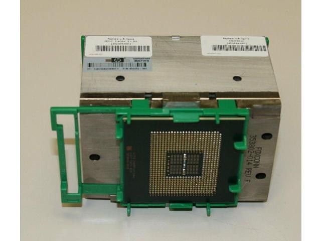 HP 452459-001 E7330 2.4GHZ 6MB QUAD CORE CPU KIT FOR DL580 G5