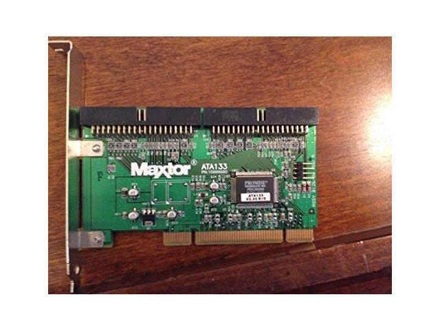 MAXTOR ATA133 CARD DRIVER DOWNLOAD