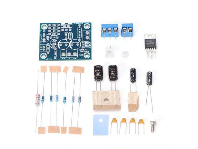 20W LM1875T Mono Channel Stereo Audio HIFI Amplifier Board Module DIY Kit  SL - Newegg com