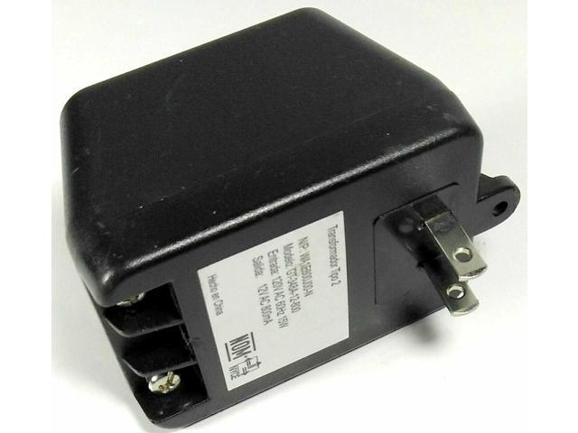 Refurbished: GlobTek GT-348A-12-800 AC Adapter Transformer Power Supply,  12V 800mA OEM - Newegg com