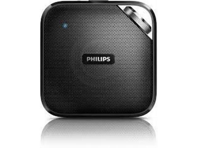 Philips 61402500 Wireless portable Bluetooth Speakers with Built-In  Microphone - Newegg com