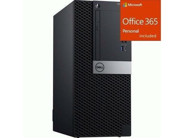 Dell OptiPlex XE3 Desktop Computer - Core i5 i5-8500 - 8 GB + Office 365 Bundle