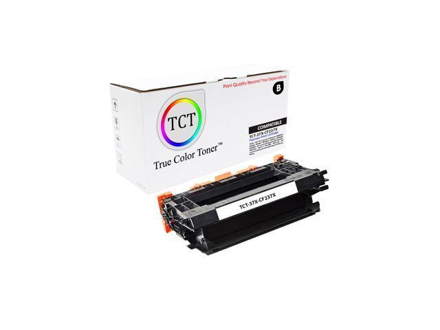 2PK CF237X 37X Black Toner For HP LaserJet Enterprise M607 M608 M609 M631 MFP