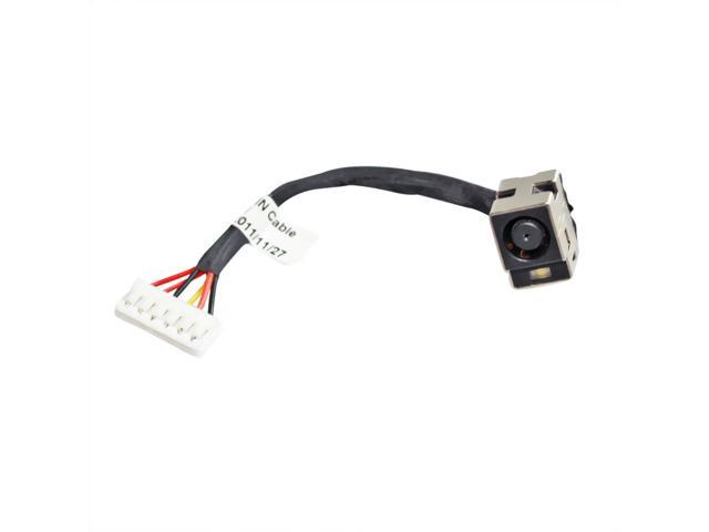 dc power jack harness plug dc-in cable for hp g60-549dx g60-630us g60-519wm