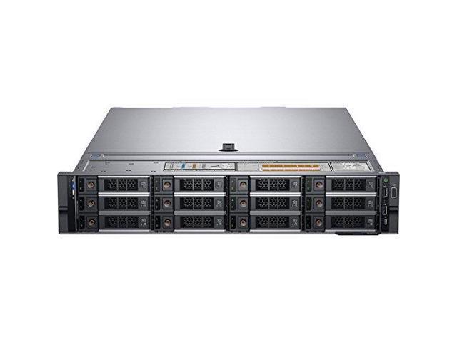Dell EMC PowerEdge R740xd 2U Rack Server - 1 x Intel Xeon Silver 4108  Octa-core (8 Core) 1 80 GHz - 16 GB Installed DDR4 SDRAM - 1 TB (1 x 1 TB)