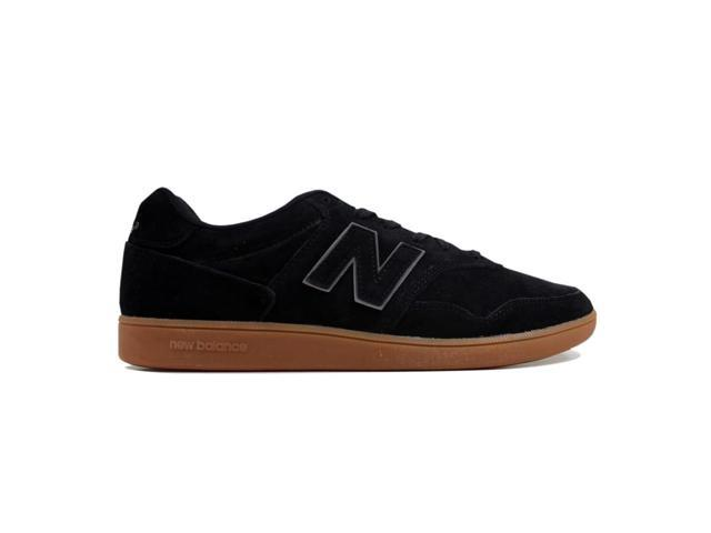 new balance black and brown