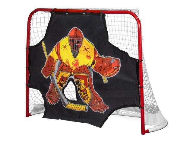 54 X 44 Ultimate Red Knight Street Hockey Practice Shooting Target