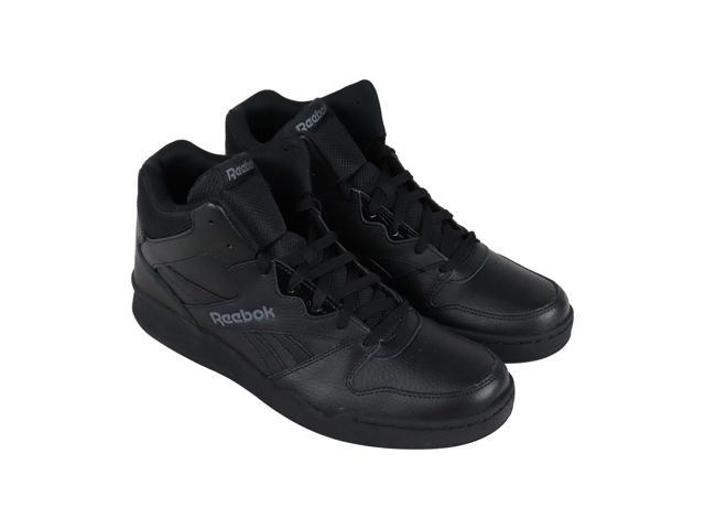 0434cdfd79e1 Reebok Royal Bb4500 Hi2 Black Alloy Mens Athletic Basketball Shoes