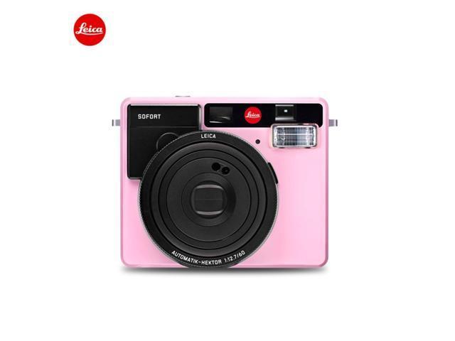 Leica Sofort Instant Camera (Base, Pink) - Newegg com