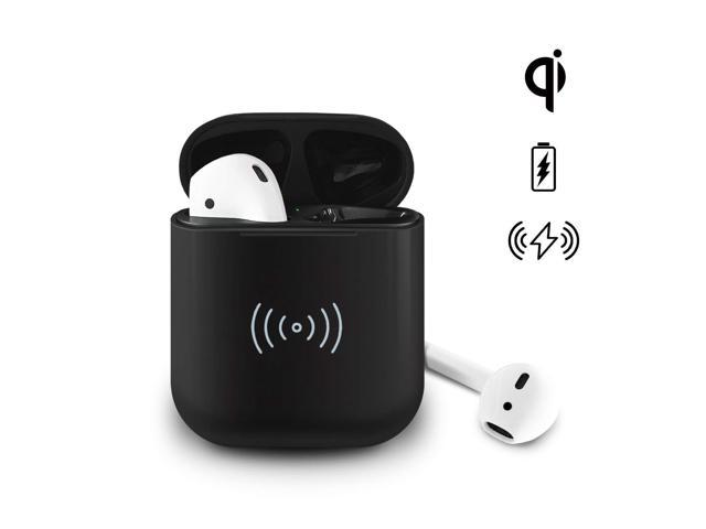 check out a5ef5 c7f03 Fast Wireless Charging Case Replacement for Air Pods, ZYSION Backup Charger  Case Compatible with Airpod, Built-in Power Batteries Support 5 Times Full  ...
