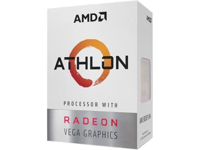 Amd Athlon 220ge Processor With Radeon Vega 3 Graphics Yd220gc6fbbox Newegg Com