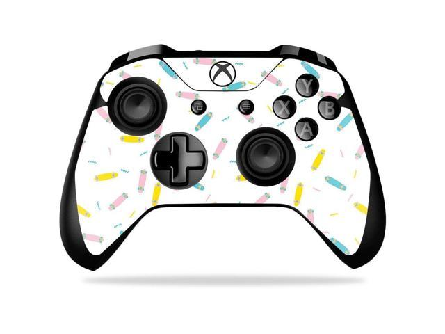 MightySkins Skin Compatible with Microsoft Xbox One X Controller - Ice  Cream Boards   Protective, Durable, and Unique Vinyl wrap Cover   Easy to