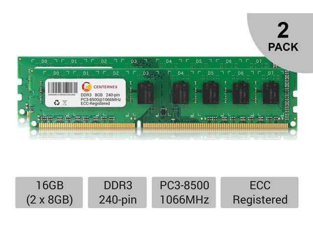 16GB Module Ecc Registered Apple Mac Pro Mid 2012 A1289 MacPro5,1 Memory Ram
