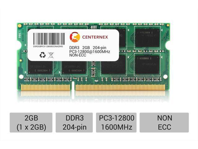 2GB SODIMM Apple MacBook Pro 2 3GHz Intel Core i7 - 15-inchMid 2012 Ram  Memory by CENTERNEX - Newegg com