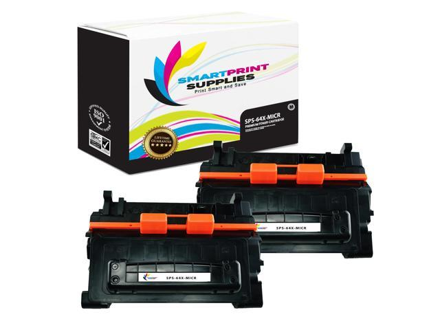 Smart Print Supplies Compatible 64X CC364X MICR Black High Yield Toner  Cartridge Replacement for HP LaserJet P4015N P4015X P4515N P4515X Printers