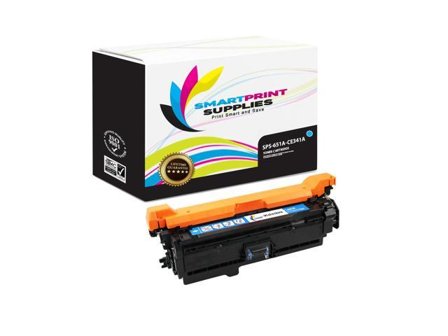 Compatible CE341A Cyan Toner Cartridge for HP Color LaserJet MFP M775dn MFP
