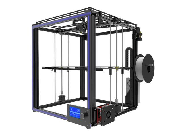 Tronxy X5S Aluminium Structure High Precision 3D Printer Print Speed 150  mm/s Large Printing Area 330*330*400mm Max US Plug - Newegg com