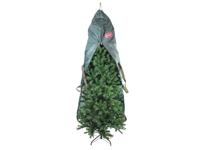Green Foyer Christmas Tree Protective Storage Bag