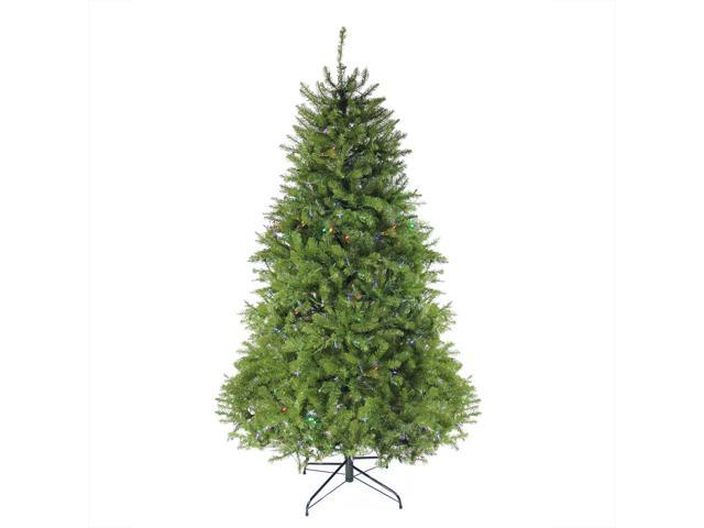 6.5' Pre-Lit Northern Pine Full Artificial Christmas Tree
