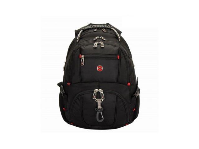 8112 Swiss Gear Travel Bag Macbook Laptop Hike Backpack Ga Storage Protective Shoulder
