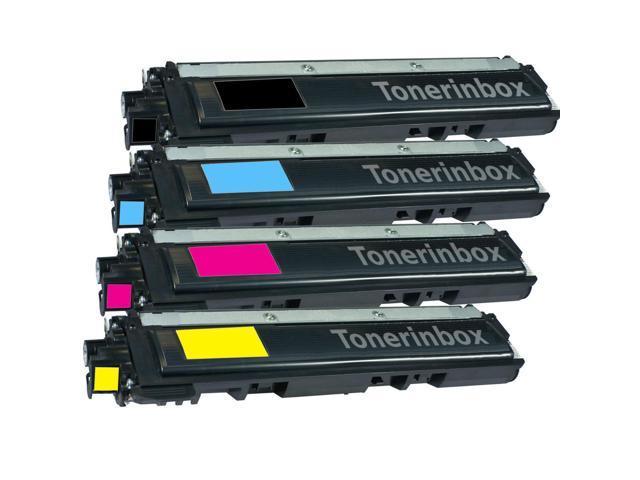 *5pk TN210 TN-210 Toner For Brother MFC-9010CN MFC-9120CN MFC-9125CN MFC-9320CW