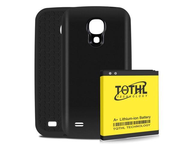 quality design f7bc4 e52e0 TQTHL [6200mAh] For SAMSUNG GALAXY S4 Extended Battery & Back Cover & Case  - Newegg.com