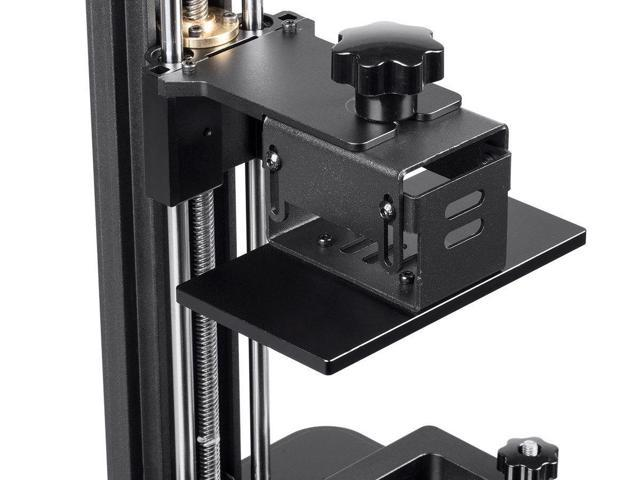 Monoprice MP Mini SLA LCD High Resolution Resin 3D Printer + 250ml Red  Resin - Newegg com